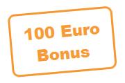 100 Euro Bonus